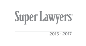 Super Lawyers 2015-2017